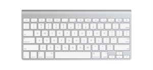 Apple keyboard without numpad